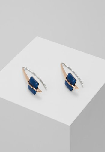 SEA - Earrings - roségold-coloured