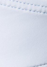 Billabong - KNOTTED TRILET - Bikiniöverdel - ice blue - 2