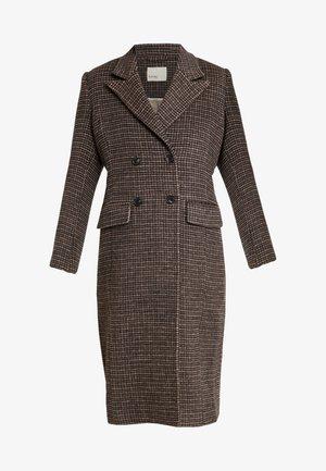 GULVA - Classic coat - dachshund combi