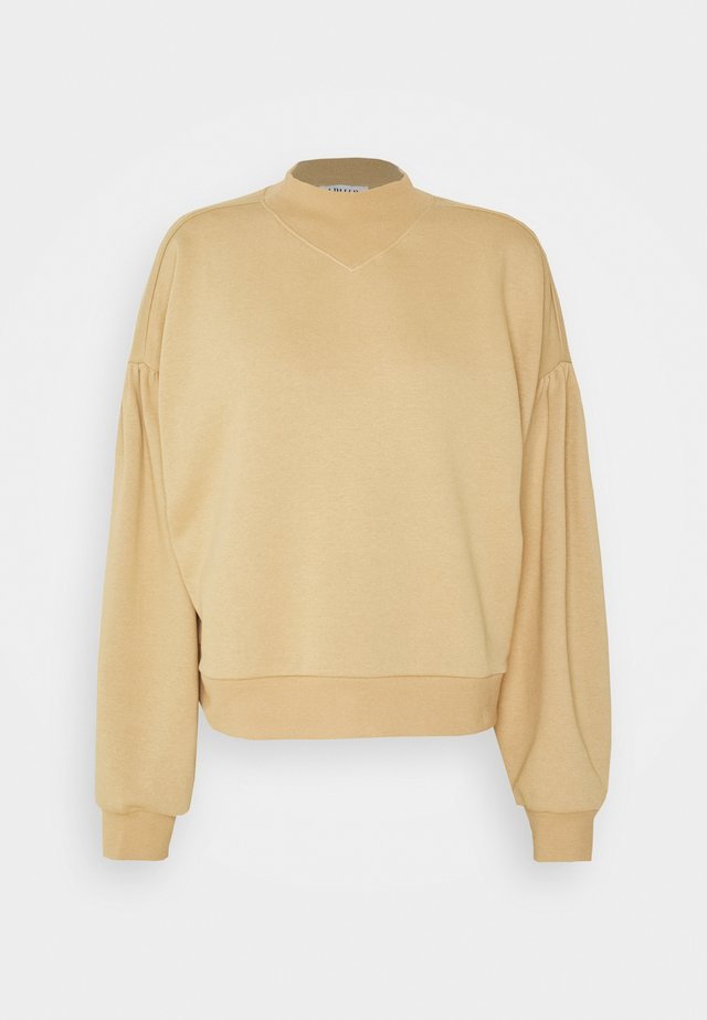 ANJA - Sweatshirts - beige