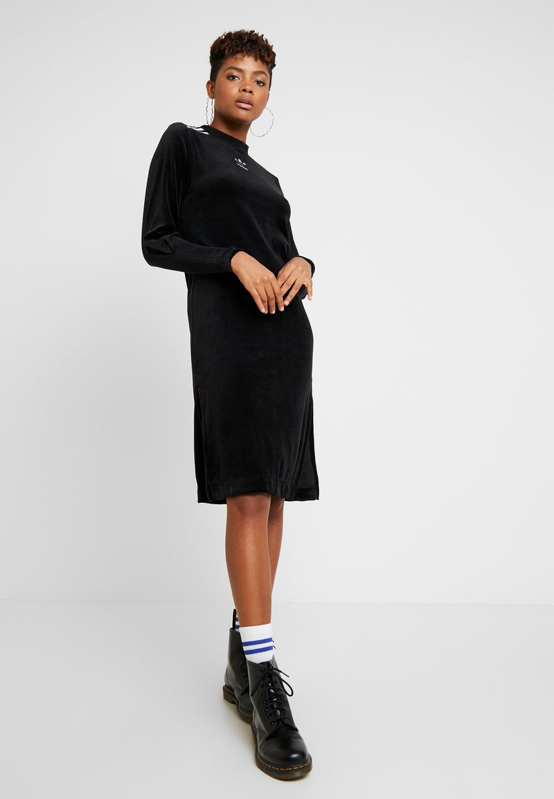 adidas Originals - Vapaa-ajan mekko - black