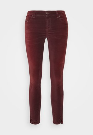 JEVEL - Trousers - burgundy