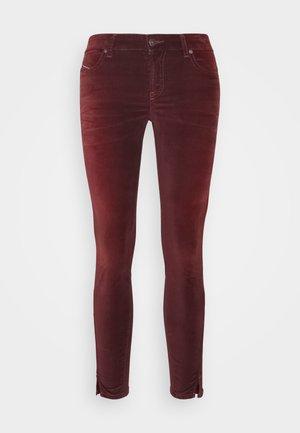 JEVEL - Trousers - burgundy