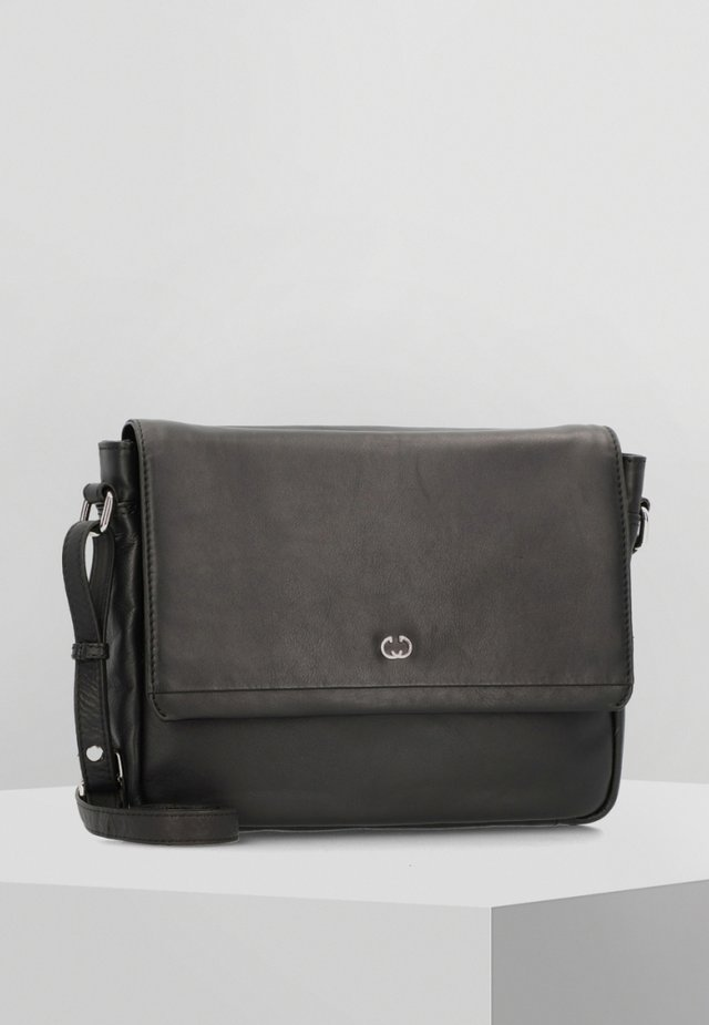 PIACENZA - Across body bag - black