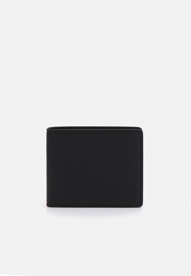 SUBWAY TRIFOLD UNISEX - Peněženka - black