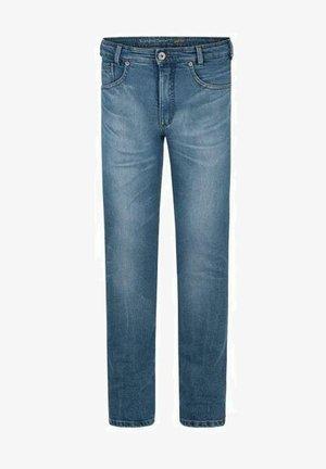 Straight leg jeans - seventy blue vintage