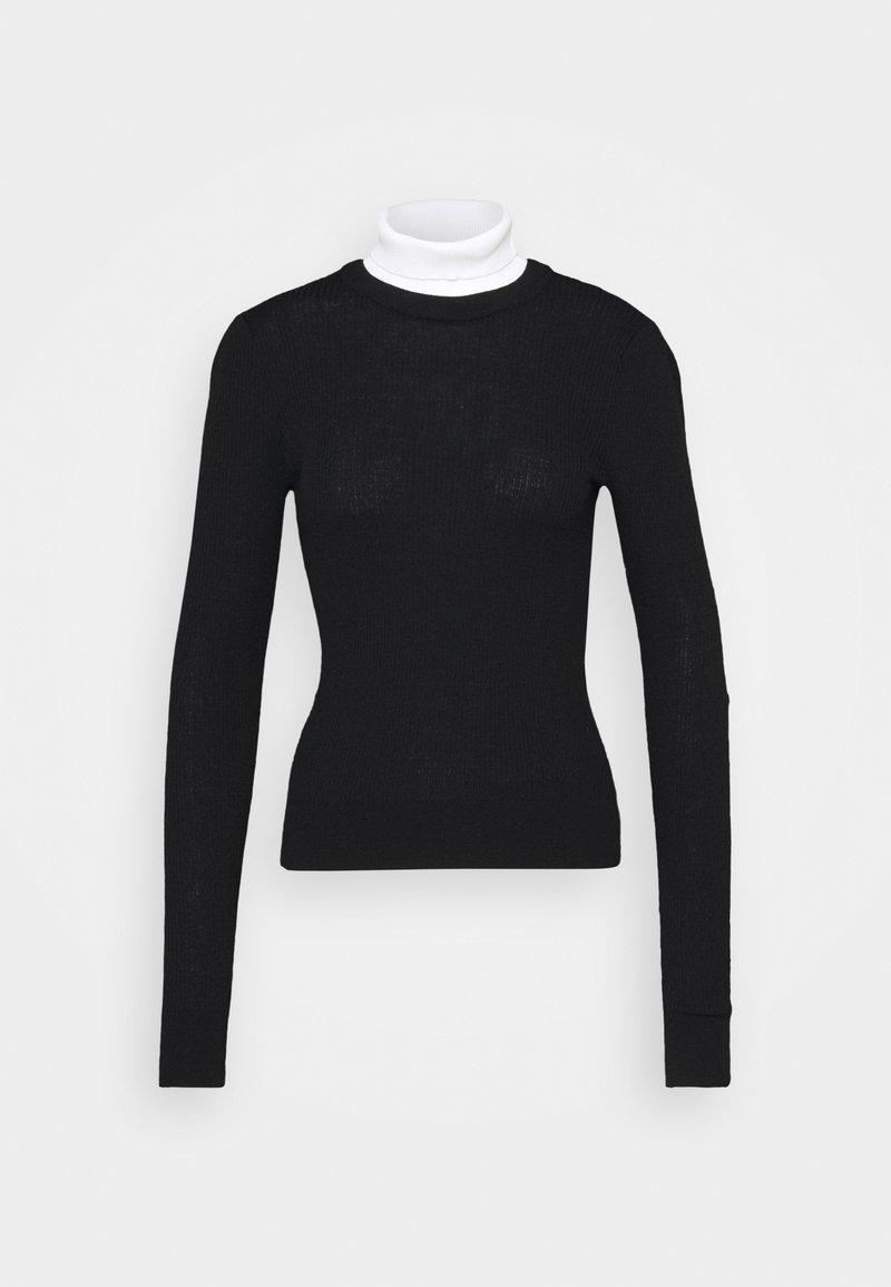 Sportmax Code - AMBRA - Sweter - schwarz