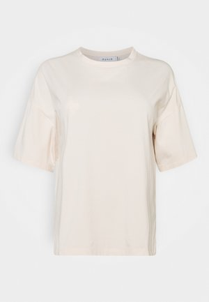 DROP SHOULDER - Basic T-shirt - pink