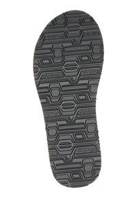 Skechers - MEDITATION - T-bar sandals - zwart - 4