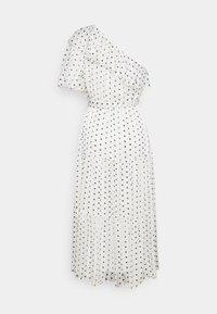 Forever New - WILLA ONE SHOULDER DRESS - Maxi dress - porcelain/black - 1