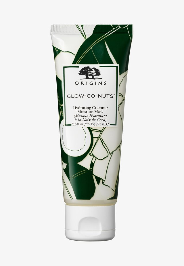 GLOW-CO-NUTS™ HYDRATING COCONUT MOISTURE MASK LTD EDITION - Face mask - -
