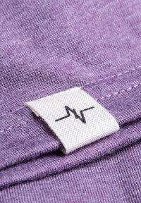 Spitzbub - ARTHUR - Basic T-shirt - purple - 6