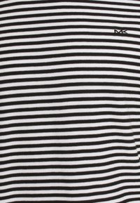 Michael Kors - FEEDER STRIPE TEE - Print T-shirt - black - 2