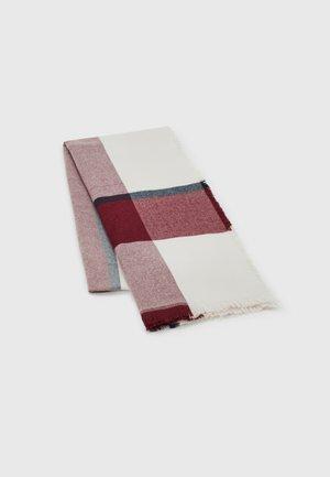 Sciarpa - pink/bordeaux