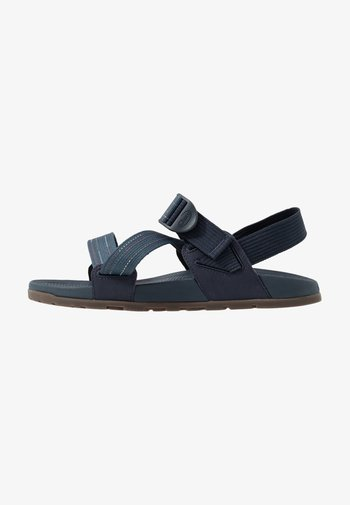 LOWDOWN  - Sandals - navy