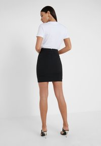 Versace Jeans Couture - Pencil skirt - nero - 2