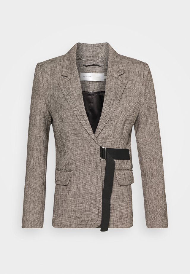 VERDI - Blazer - black/white