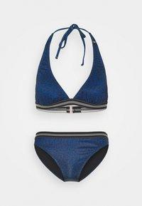 Brunotti - XIU WOMEN SET - Bikini - deep blue - 0