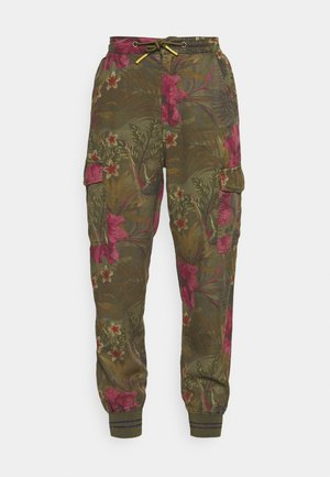 PANT_BALIBAY - Trousers - green