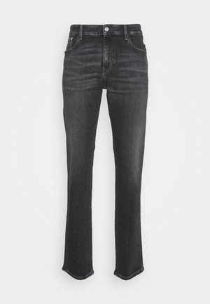 REY RELAXED TAPERED - Relaxed fit jeans - barton black