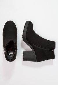 H.I.S - Kotníková obuv - black - 1