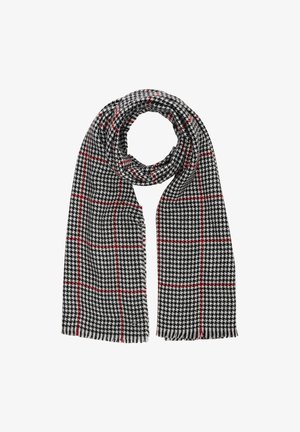 MIT CHECK-MUSTER - Scarf - off-white check