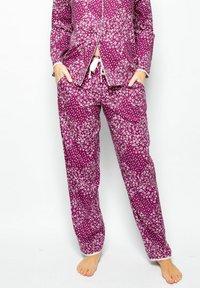 Cyberjammies - Pyjama bottoms - disty prt - 0