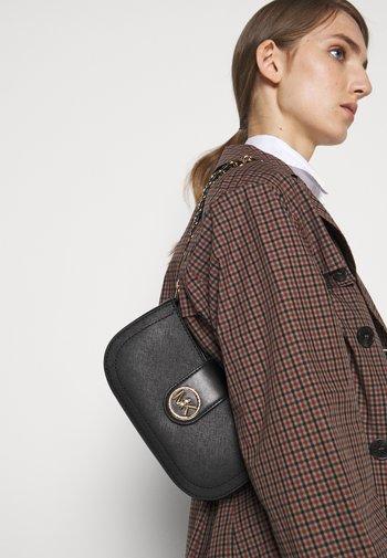 CARMEN POUCHETTE - Handbag - black