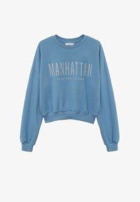 Mango - Sweatshirt - dark blue - 0