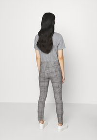 GAP - ANKLE BISTRETCH - Pantaloni - grey - 2