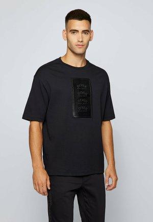TALBOA - T-Shirt print - black