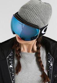 Oakley - FLIGHT DECK - Ski goggles - black - 1