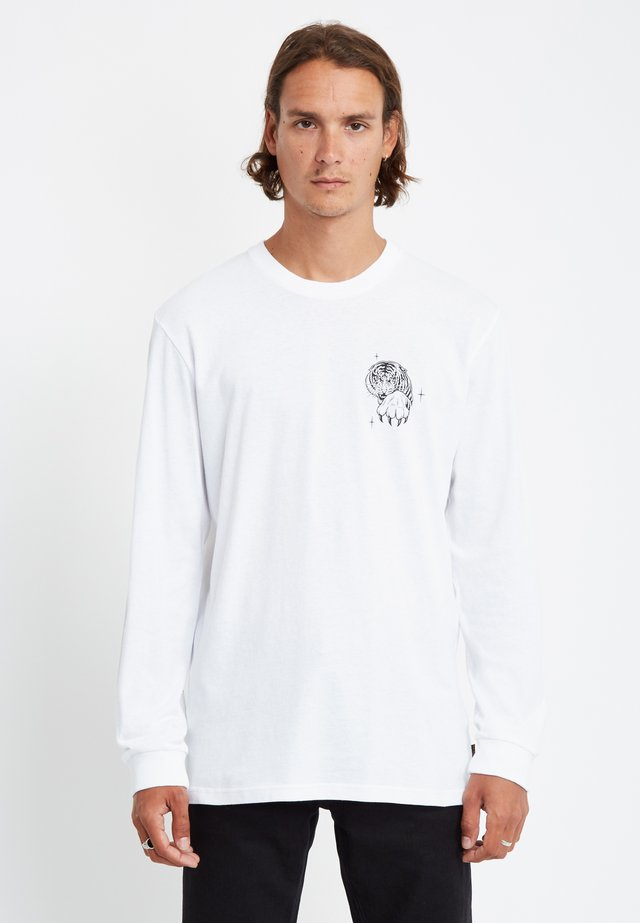MIKE GIANT FA - Longsleeve - white