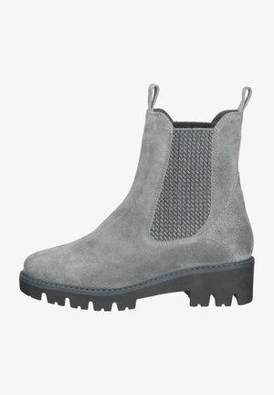 Ankle boot - mittelgrau