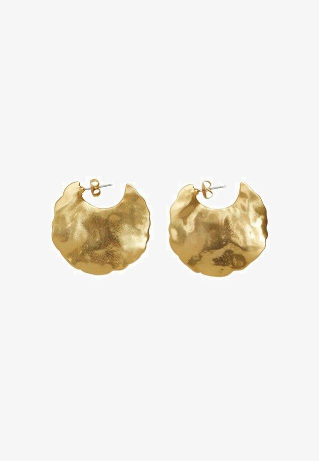 CLAUDIA - Oorbellen - złoty