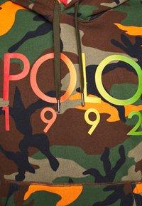 Polo Ralph Lauren - MAGIC  - Hoodie - southern orange - 7