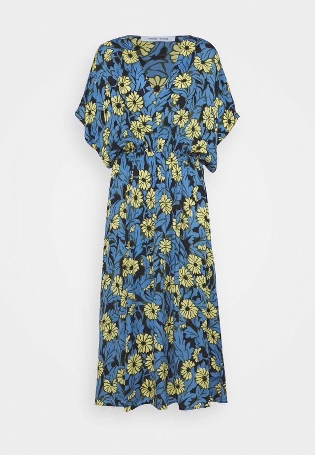 ANDINA LONG DRESS - Korte jurk - blue