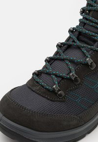 Lowa - TAURUS PRO GTX MID - Hiking shoes - anthracite - 5