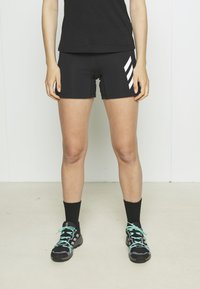 adidas Performance - AGRAVIC PRO SHORTS - Krótkie spodenki sportowe - black - 0