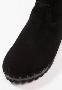 Softclox - INKEN - Platform ankle boots - bailey schwarz - 6