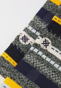 Stance - TUCKER CREW - Socks - blue - 2