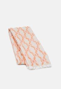 CLOSED - SCARF - Šátek - dusty coral - 0
