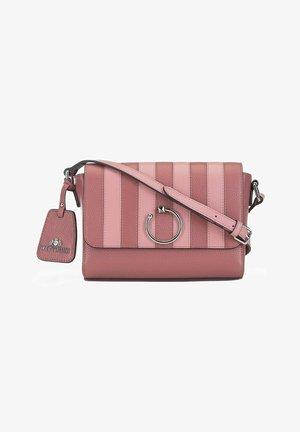 ELEGANCE - Across body bag - rosa