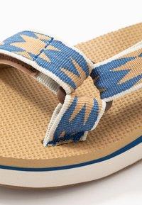 Teva - MIDFORM UNIVERSAL WOMENS - Walking sandals - halcon dark blue - 5