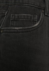 ONLY Tall - ONLSKY LIFE MINISKIRT STRAIGHT - Denimová sukně - black denim - 2