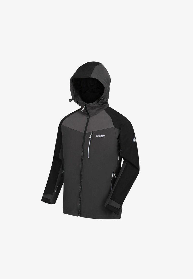 Regatta - HEWITTS - Sports jacket - ash/black