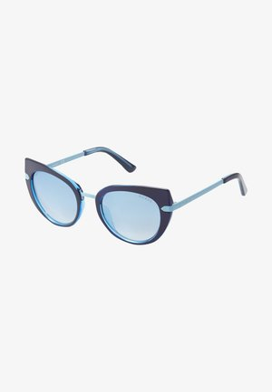 INJECTED - Gafas de sol - dark blue/light blue