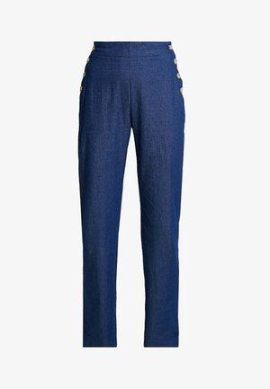 SAYLA - Kalhoty - blue
