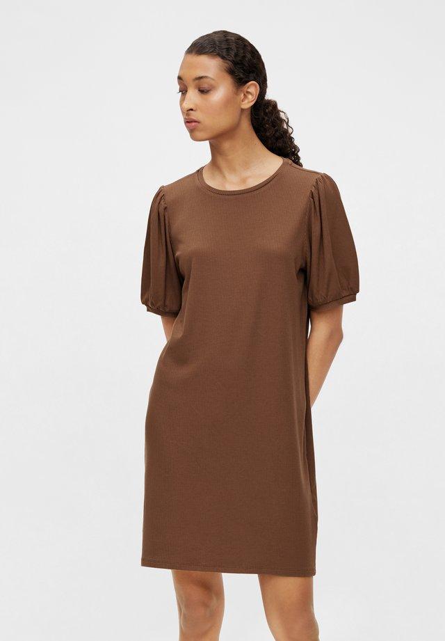 OBJJAMIE DRESS - Kjole - partridge