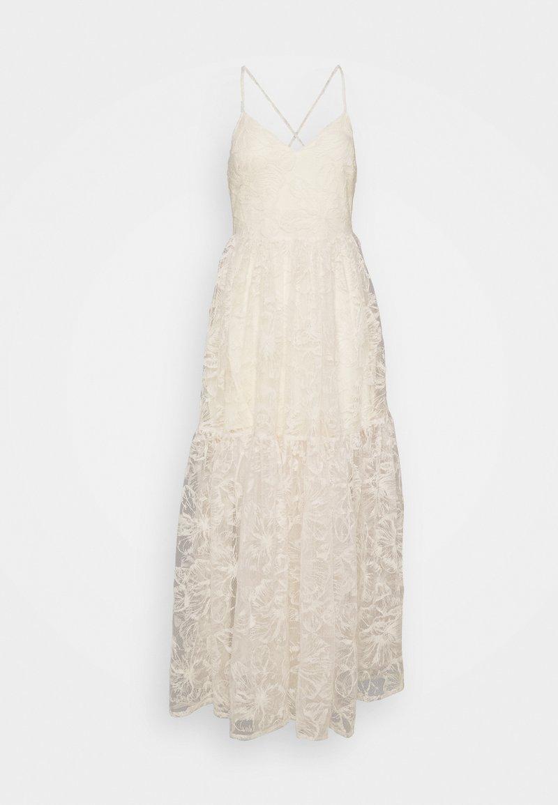 maje - ROLIANA - Společenské šaty - ecru